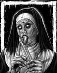 Nun (Untitled)2