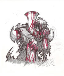 nightmare_0 by vitolunatico