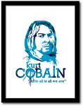 Kurt Cobain - Poster
