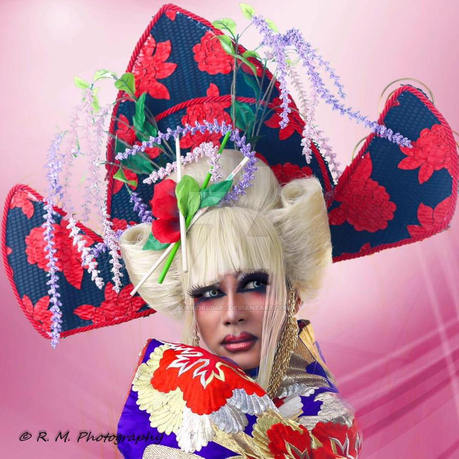 Geisha Girl by Robworld480