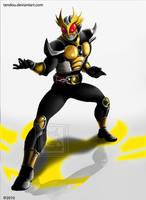 Kamen Rider AGITO by andicahyow