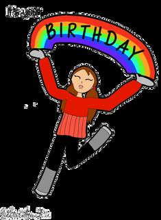 Birthday Gift ~ Yay by ArtUntilYouDie