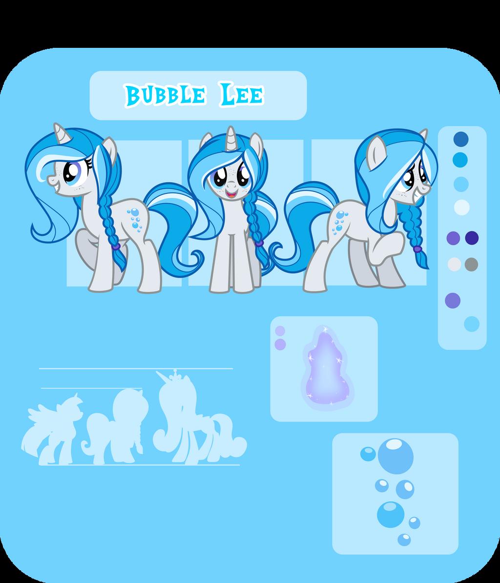 bubble lee ref sheet 2015 by askbubblelee on deviantart
