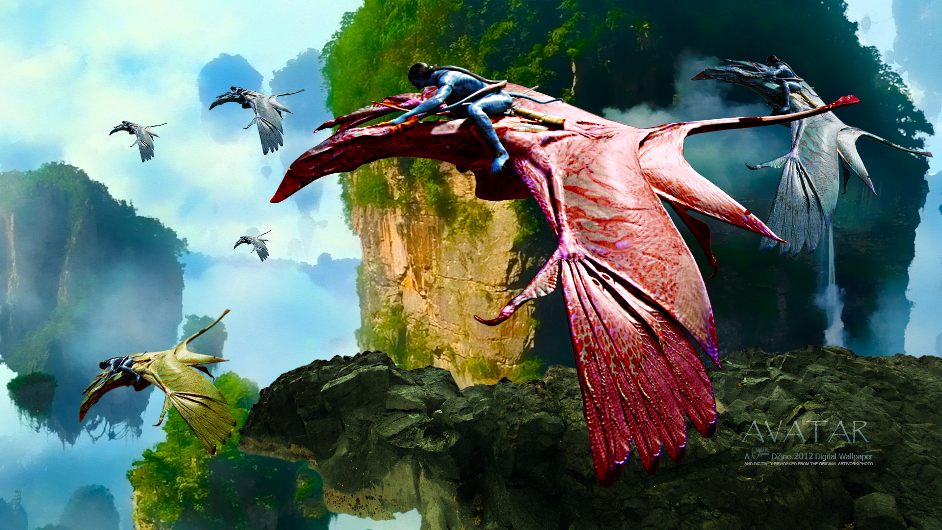 Must see Wallpaper Movie Avatar 2 - avatar__2__banshee_s_by_csuk_1t-d4yazvi  Image_646688.jpg