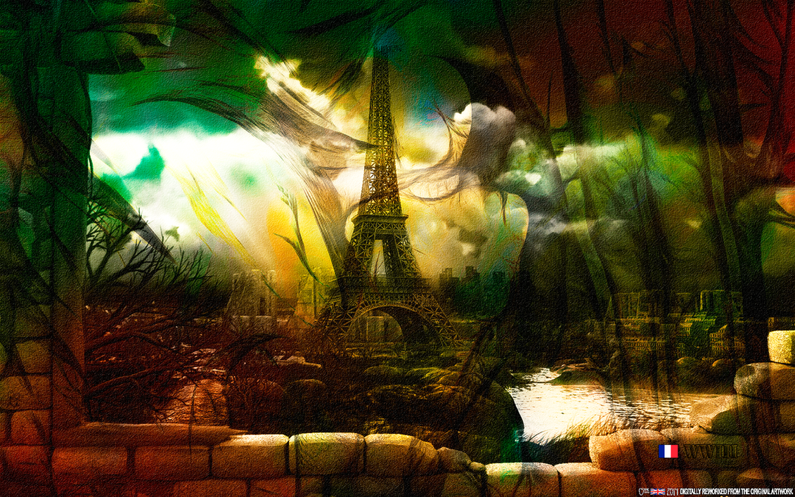 WORLD WAR III: PARIS, FRANCE (1of4) by CSuk-1T