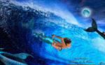 SIRENES de la LUNE (Mermaids of the Moon)