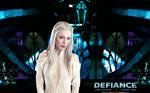 DEFIANCE: JAIME MURRAY as STAHMA TARR by CSuk-1T