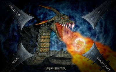 DREAM THEATER: HELLCOME TO YOUR KNIGHTMARE