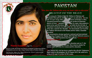 CIVIL WRITES: BLOOD on the FLAG: MALALA YOUSAFZAI by CSuk-1T