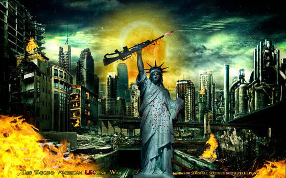 THE NEXT AMERICAN UN-CIVIL WAR