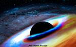 SPACESCAPE: SUPER MASSIVE BLACK HOLE