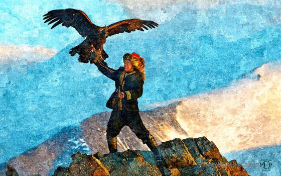 AISHOLPAN: THE EAGLE HUNTRESS