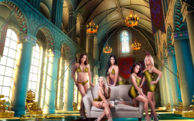 BABEWORLD#477: THE COBBLERS DAUGHTERS