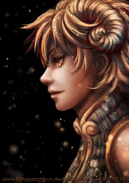 Ram~ by flyingpeachbun