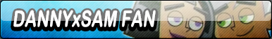 Danny x Sam Fan Button (Request)