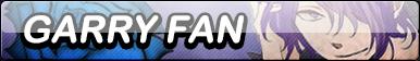 Garry Fan Button by Kyuubi-DemonFox