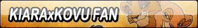 Kiara x Kovu Fan Button (Request) by Kyuubi-DemonFox