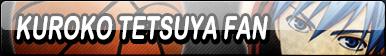 Kuroko Tetsuya Fan Button