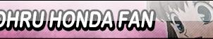 Tohru Honda Fan Button by Kyu-Dan