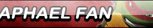 Raphael Fan Button by Kyu-Dan