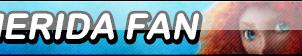 Merida Fan Button (Request) by Kyu-Dan