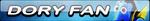 Dory Fan Button by Kyu-Dan