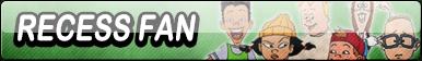 Recess Fan Button (Request) by Kyuubi-DemonFox