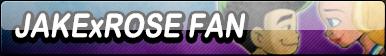 Jake x Rose Fan Button (Request)