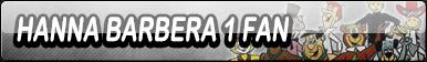 Hanna Barbera 1 Fan Button (Request)