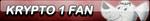 Krypto 1 Fan Button (Request) by Kyu-Dan