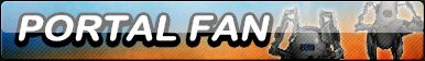 Portal Fan Button (Request) by Kyuubi-DemonFox