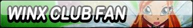 Winx Club Fan Button