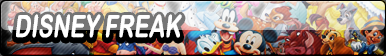 Disney Freak Button by Kyu-Dan