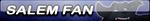 Salem Fan Button by Kyu-Dan