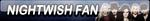 Nightwish Fan Button by Kyu-Dan