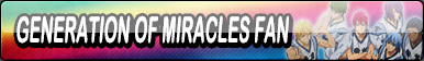 Generation of Miracles Fan Button