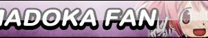 Madoka Fan Button by Kyu-Dan
