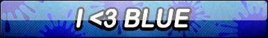 I Love Blue Button