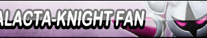Galacta-Knight Fan Button by Kyu-Dan