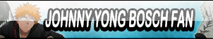 Johnny Yong Bosch Fan Button by Kyu-Dan