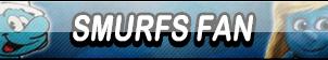 Smurfs Fan Button by Kyu-Dan