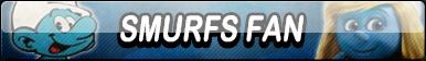 Smurfs Fan Button