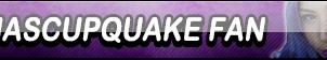 IHasCupQuake Fan Button by Kyu-Dan