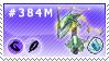 384M - Mega Rayquaza by Kyu-Dan