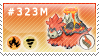 323M - Mega Camerupt by Kyuubi-DemonFox