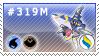 319M - Mega Sharpedo by Kyu-Dan