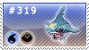319 - Sharpedo by Kyu-Dan