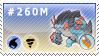 260M - Mega Swampert by Kyu-Dan
