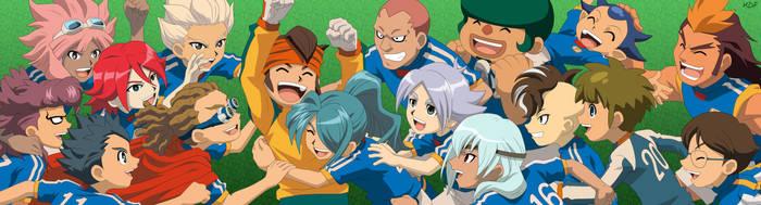Inazuma Japan - We Won!