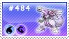484 - Palkia by Kyu-Dan